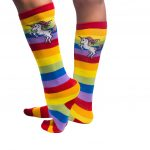 Andrew Christian, Unicorn Pride socks